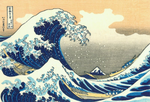 hokusai the wave