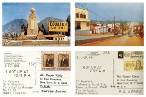 On Kawara I Got Up At 1968-79